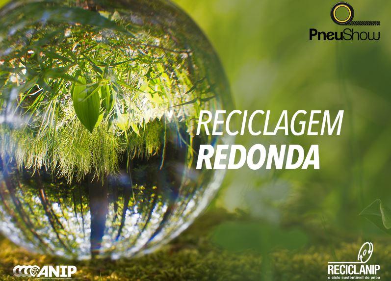 Reciclanip apresenta sucesso da logística reversa dos pneus inservíveis na PneuShow 2018